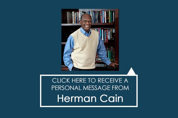 Herman Cain Message to Georgia Auto Dealers